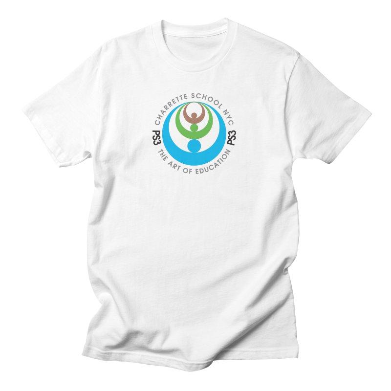 PS3 LOGO/SEAL Women's Regular Unisex T-Shirt by PS3: Charrette School