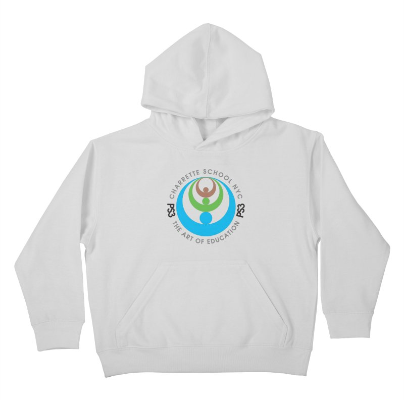 PS3 LOGO/SEAL Kids Pullover Hoody by PS3: Charrette School