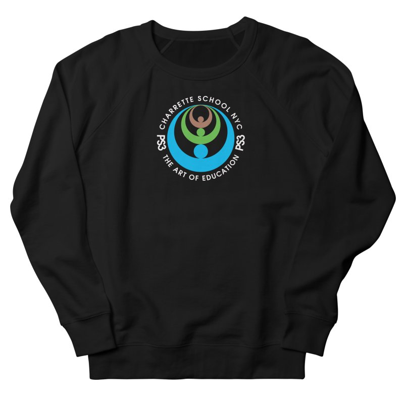 PS3 LOGO/SEAL -- DARK BACKGROUND Women's Sweatshirt by PS3: Charrette School