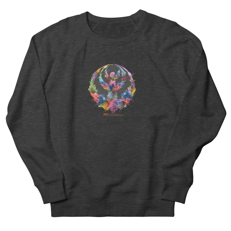 Limited Edition PS3 Watercolor Logo Women's  by PS3: Charrette School