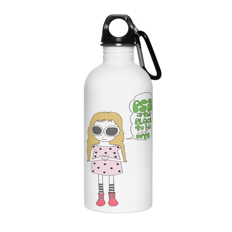 PS3 GIRL Accessories Water Bottle by PS3: Charrette School