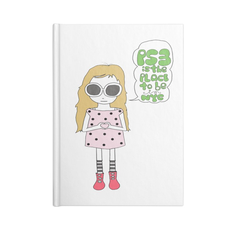 PS3 GIRL Accessories Notebook by PS3: Charrette School