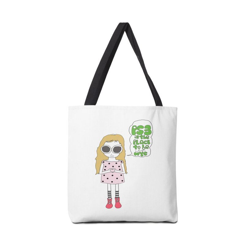 PS3 GIRL Accessories Bag by PS3: Charrette School