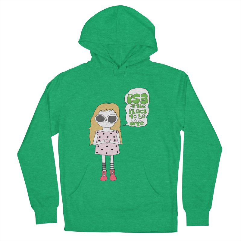 PS3 GIRL Men's Pullover Hoody by PS3: Charrette School