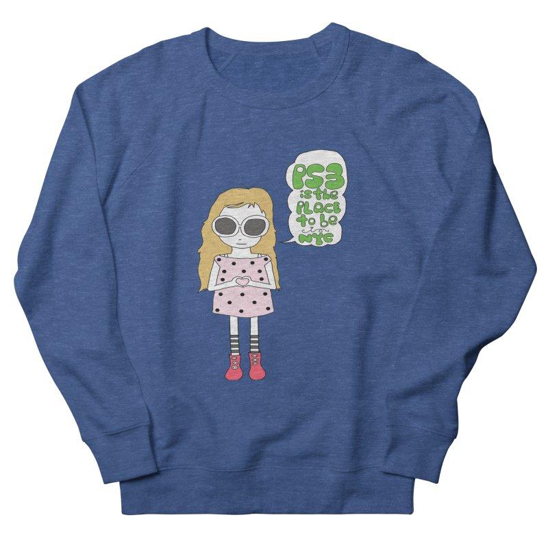 PS3 GIRL Women's French Terry Sweatshirt by PS3: Charrette School
