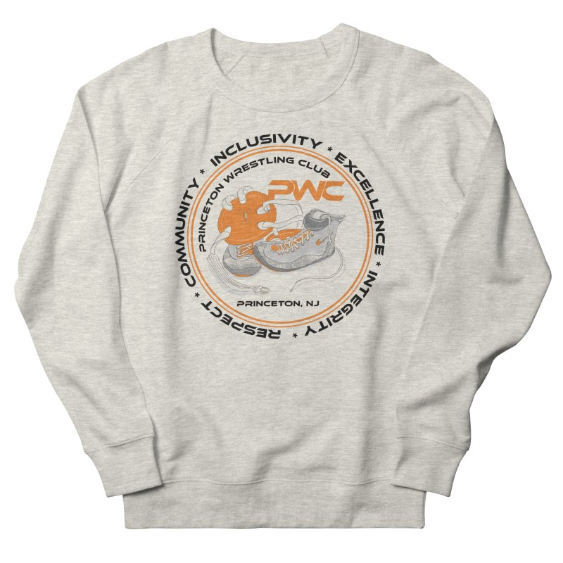 PWC Circle Logo White Shirts  Women's Sweatshirt by PWC's Artist Shop