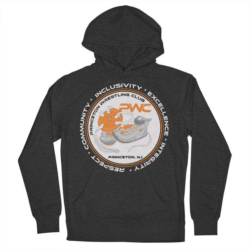 PWC Logo Dark Shirts and Lounge Pants  Women's French Terry Pullover Hoody by PWC's Artist Shop