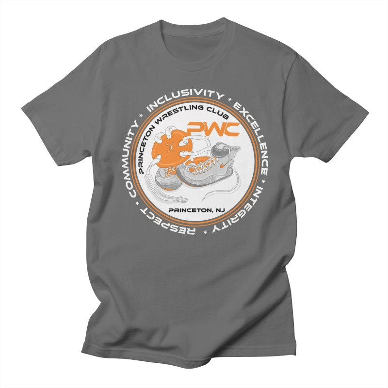 PWC Logo Dark Shirts and Lounge Pants  Men's T-Shirt by PWC's Artist Shop