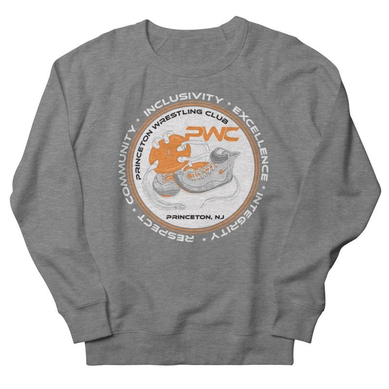 PWC Logo Dark Shirts and Lounge Pants  Women's French Terry Sweatshirt by PWC's Artist Shop