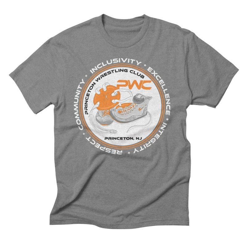 PWC Logo Dark Shirts and Lounge Pants  Men's T-Shirt by PWC's Artist Shop