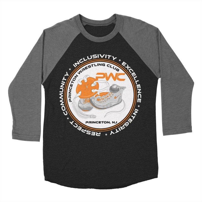 PWC Logo Dark Shirts and Lounge Pants  Men's Baseball Triblend Longsleeve T-Shirt by PWC's Artist Shop