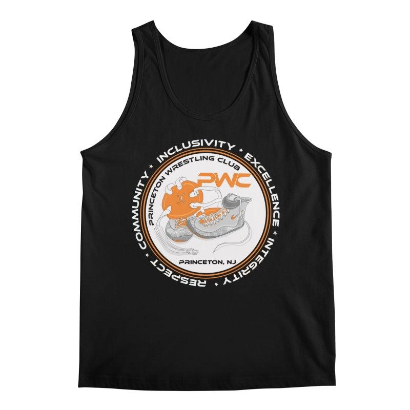 PWC Logo Dark Shirts and Lounge Pants  Men's Tank by PWC's Artist Shop