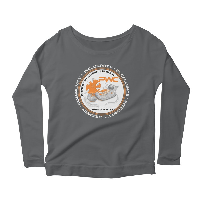 PWC Logo Dark Shirts and Lounge Pants  Women's Longsleeve T-Shirt by PWC's Artist Shop