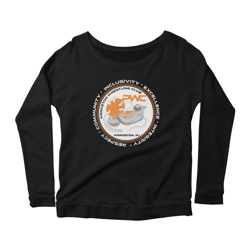 PWC Logo Dark Shirts and Lounge Pants  Women's Longsleeve T-Shirt by PWC's Artist Shop