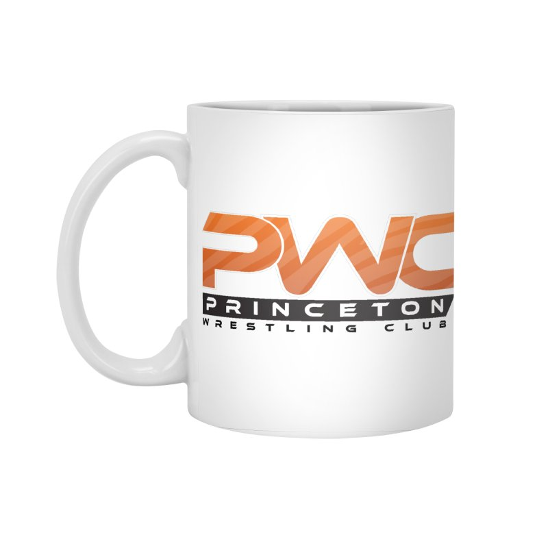 PWC Traditional Logo  Accessories Standard Mug by PWC's Artist Shop