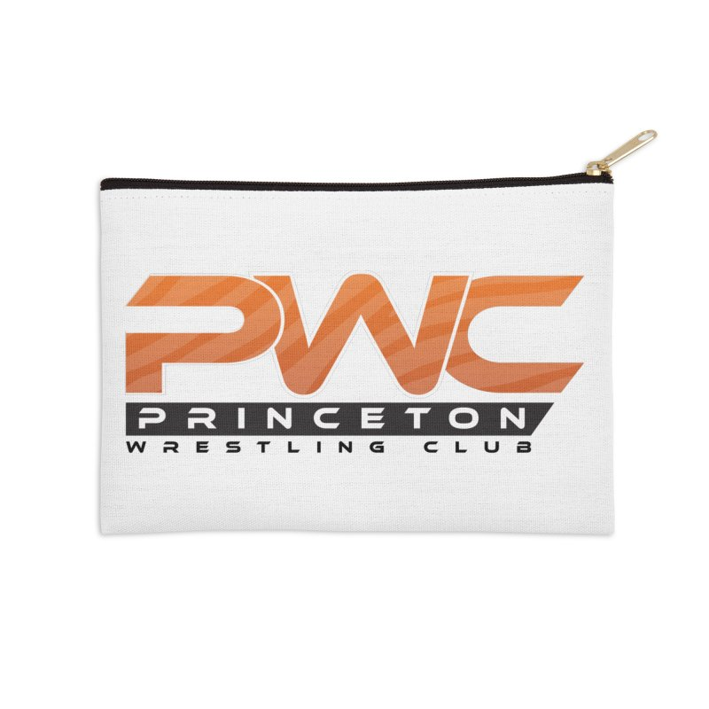 PWC Traditional Logo  Accessories Zip Pouch by PWC's Artist Shop