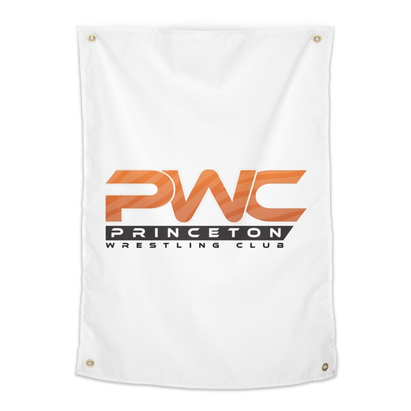 PWC Traditional Logo  Home Tapestry by PWC's Artist Shop
