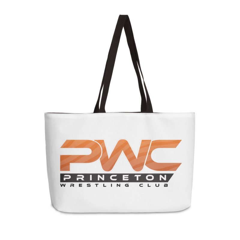 PWC Traditional Logo  Accessories Weekender Bag Bag by PWC's Artist Shop