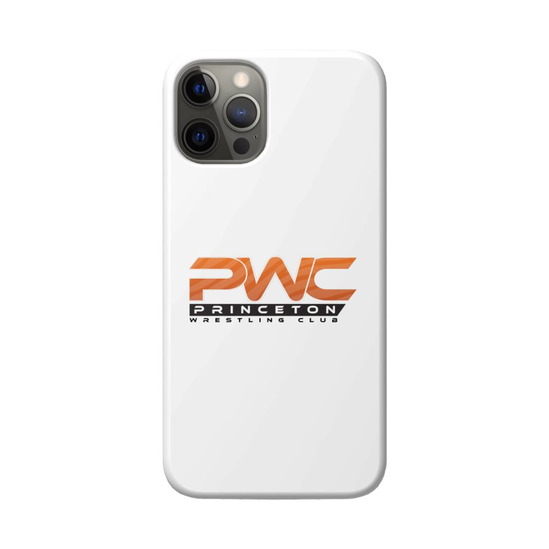 PWC Traditional Logo  Accessories Phone Case by PWC's Artist Shop