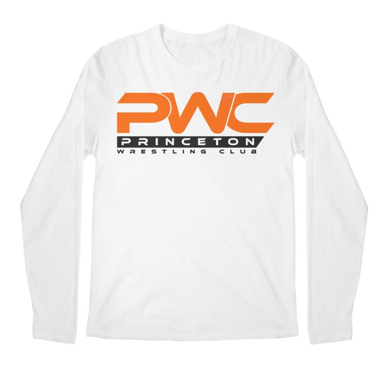 PWC Traditional Logo  Men's Regular Longsleeve T-Shirt by PWC's Artist Shop