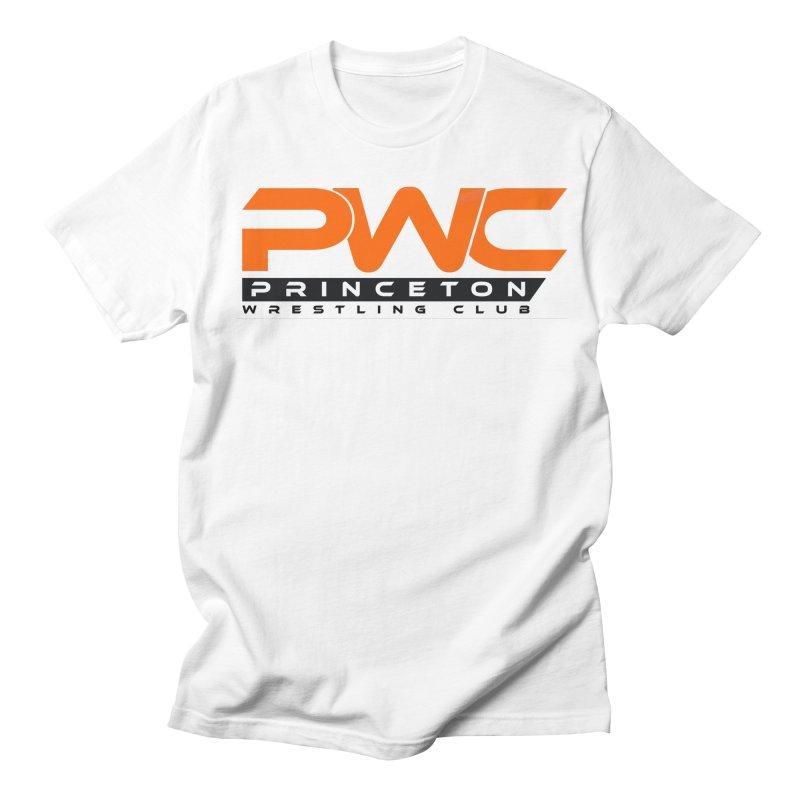 PWC Traditional Logo  Men's T-Shirt by PWC's Artist Shop