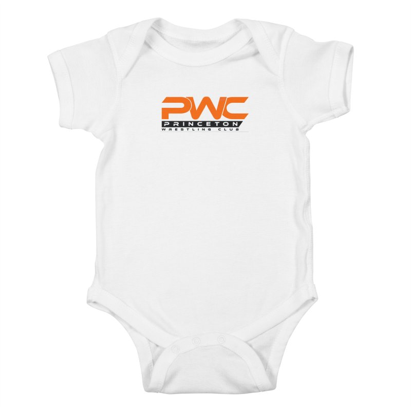 PWC Traditional Logo  Kids Baby Bodysuit by PWC's Artist Shop