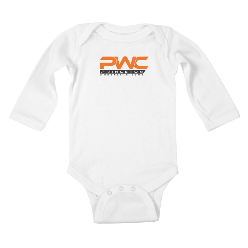 PWC Traditional Logo  Kids Baby Longsleeve Bodysuit by PWC's Artist Shop
