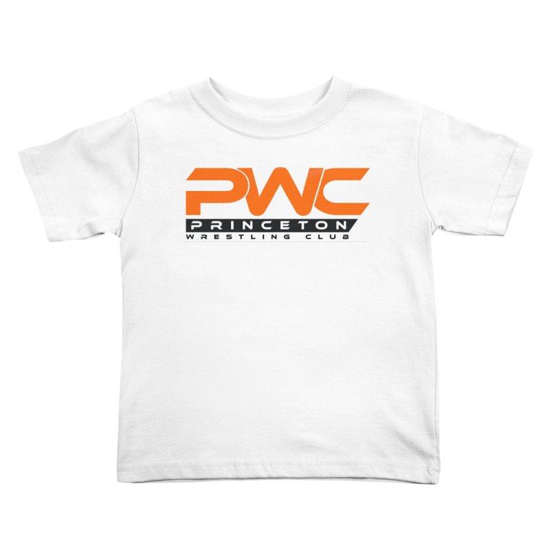 PWC Traditional Logo  Kids Toddler T-Shirt by PWC's Artist Shop