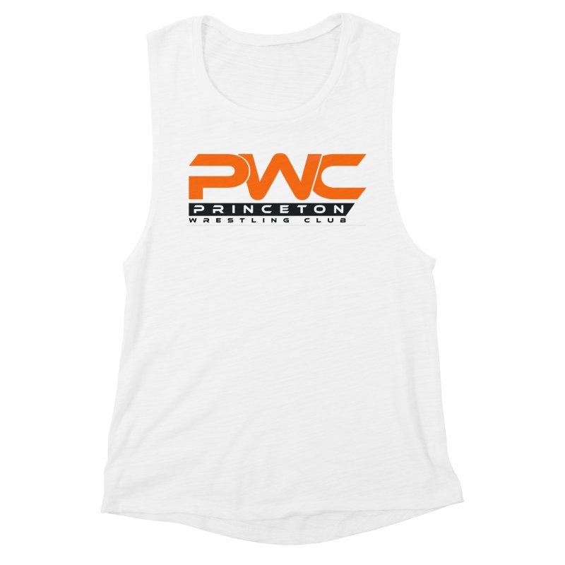 PWC Traditional Logo  Women's Tank by PWC's Artist Shop
