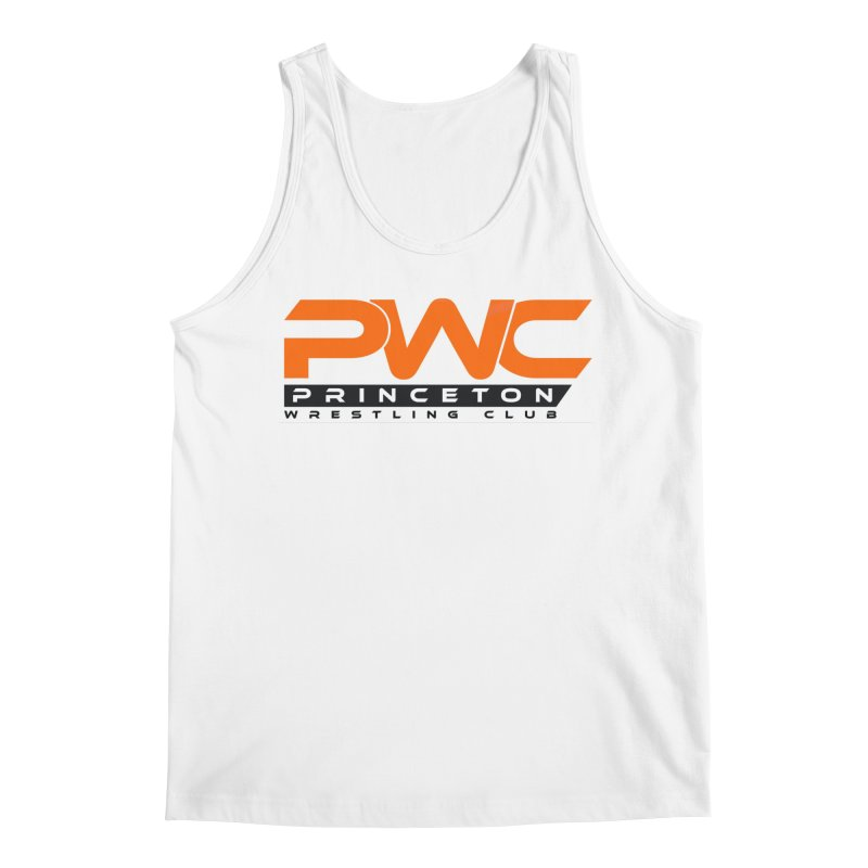 PWC Traditional Logo  Men's Tank by PWC's Artist Shop
