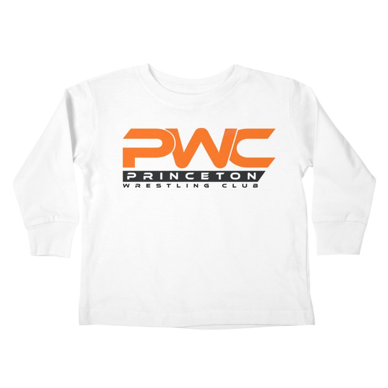 PWC Traditional Logo  Kids Toddler Longsleeve T-Shirt by PWC's Artist Shop