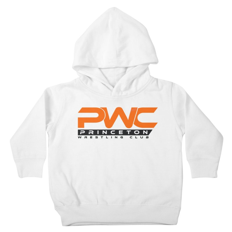 PWC Traditional Logo  Kids Toddler Pullover Hoody by PWC's Artist Shop