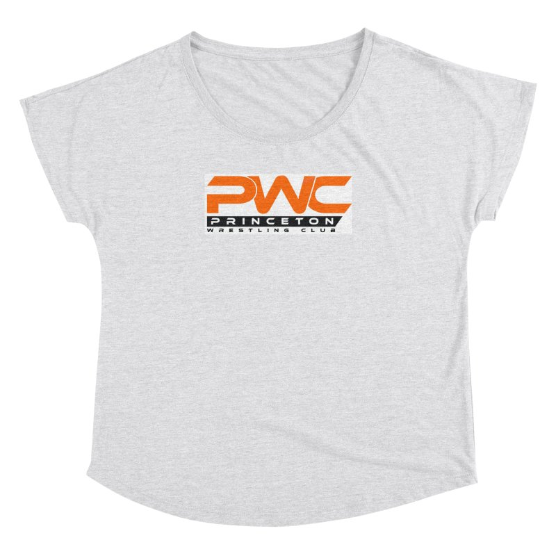 PWC Traditional Logo  Women's Dolman Scoop Neck by PWC's Artist Shop