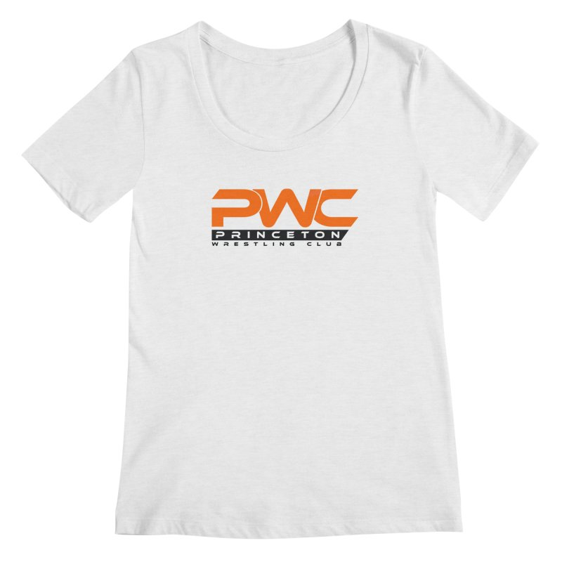 PWC Traditional Logo  Women's Regular Scoop Neck by PWC's Artist Shop
