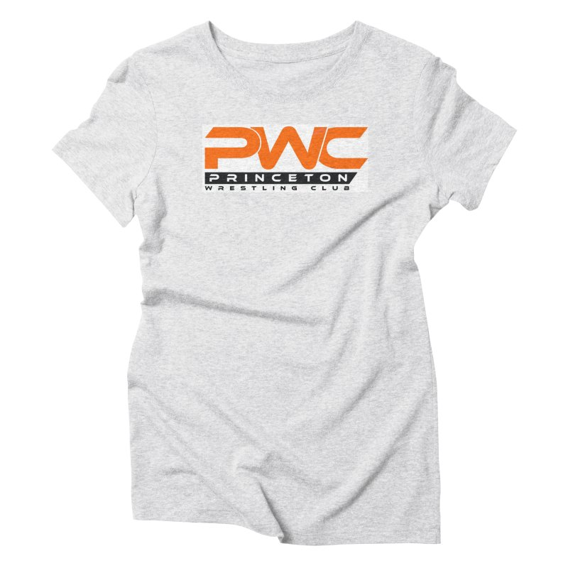 PWC Traditional Logo  Women's Triblend T-Shirt by PWC's Artist Shop