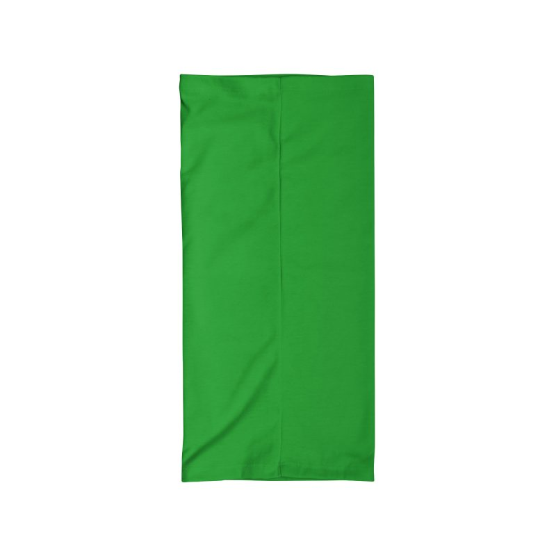 Official PRD Merch (green) Accessories Neck Gaiter by Pacific Roller Derby's Merchandise Store