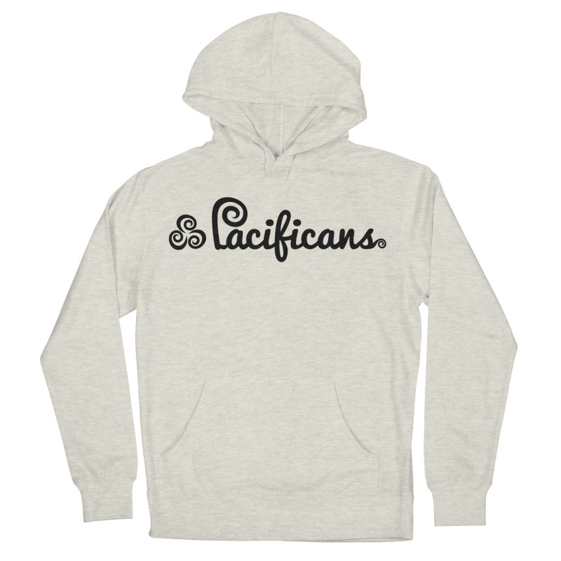 Pacificans logo Men's Pullover Hoody by Pacificans' Artist Shop