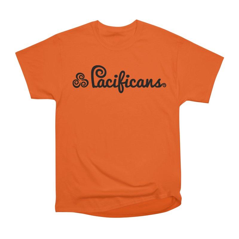 Pacificans logo Men's T-Shirt by Pacificans' Artist Shop