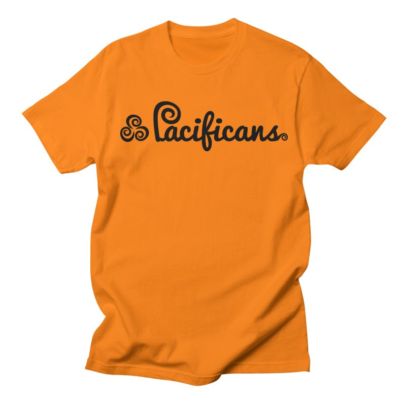 Pacificans logo Women's T-Shirt by Pacificans' Artist Shop