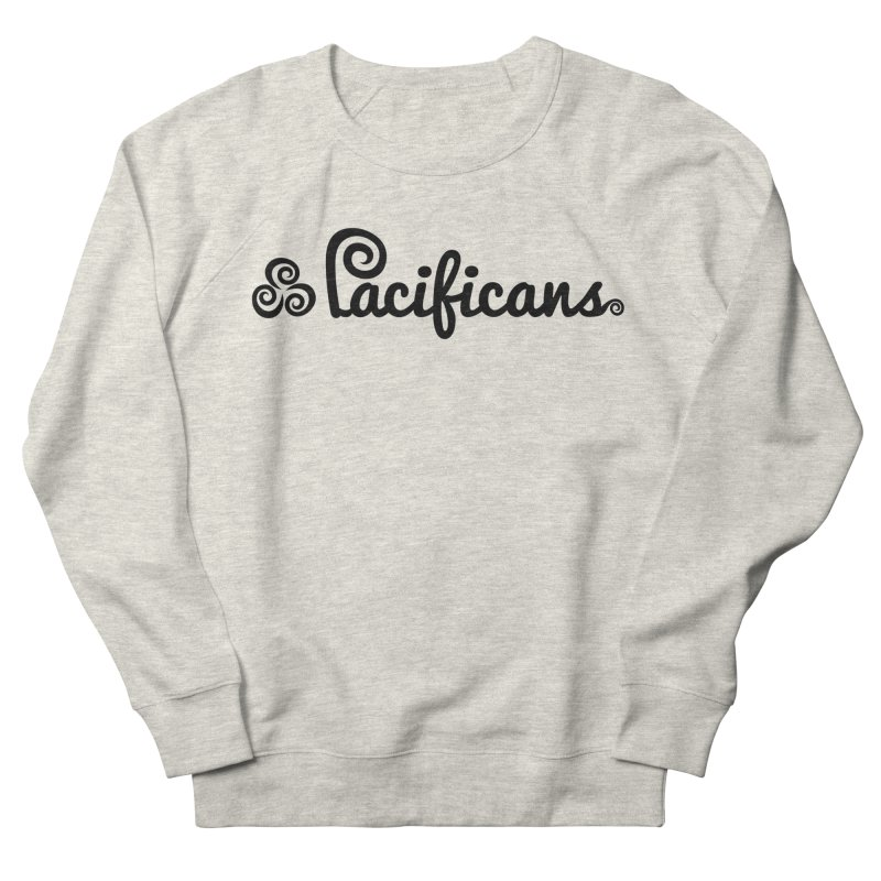 Pacificans logo Men's Sweatshirt by Pacificans' Artist Shop