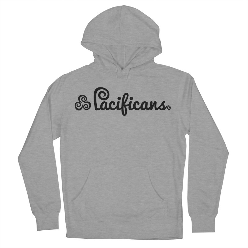 Pacificans logo Women's Pullover Hoody by Pacificans' Artist Shop