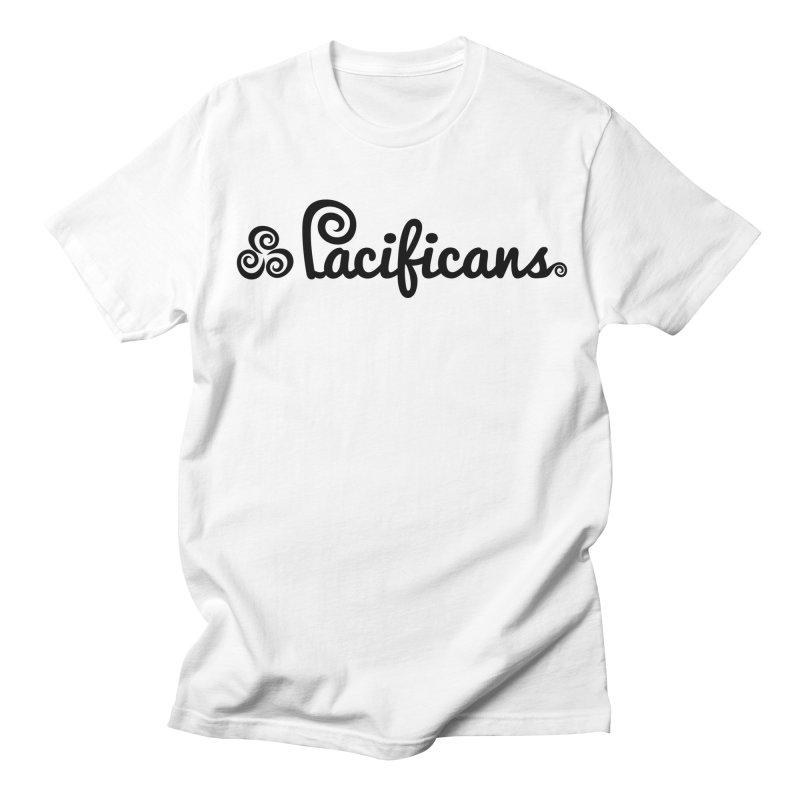 Pacificans logo Women's Unisex T-Shirt by Pacificans' Artist Shop