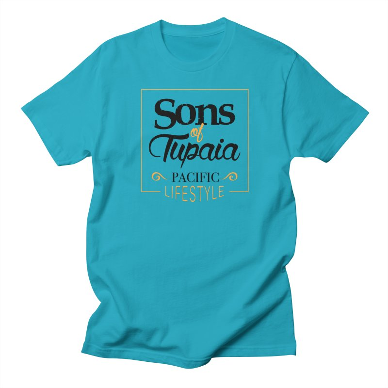 Sons of Tupaia Men's T-Shirt by Pacificans' Artist Shop