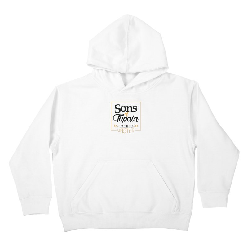 Sons of Tupaia Kids Pullover Hoody by Pacificans' Artist Shop