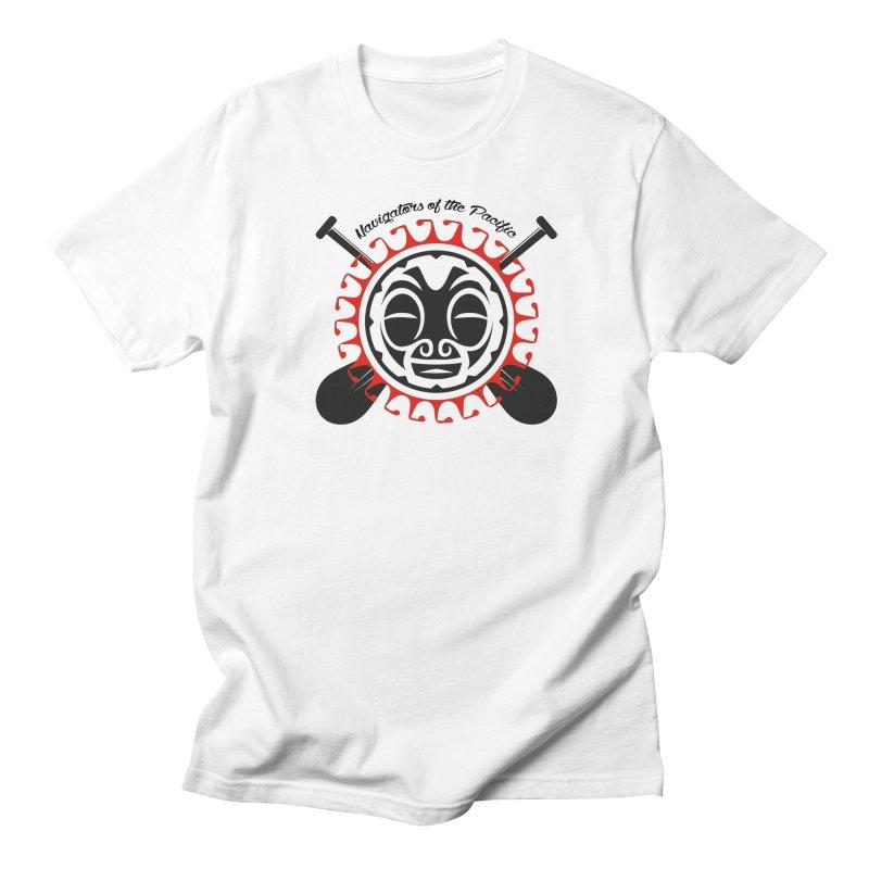 Navigators of the Pacific Men's Regular T-Shirt by Pacificans' Artist Shop