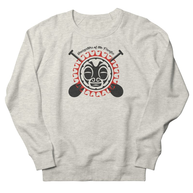 Navigators of the Pacific Women's Sweatshirt by Pacificans' Artist Shop