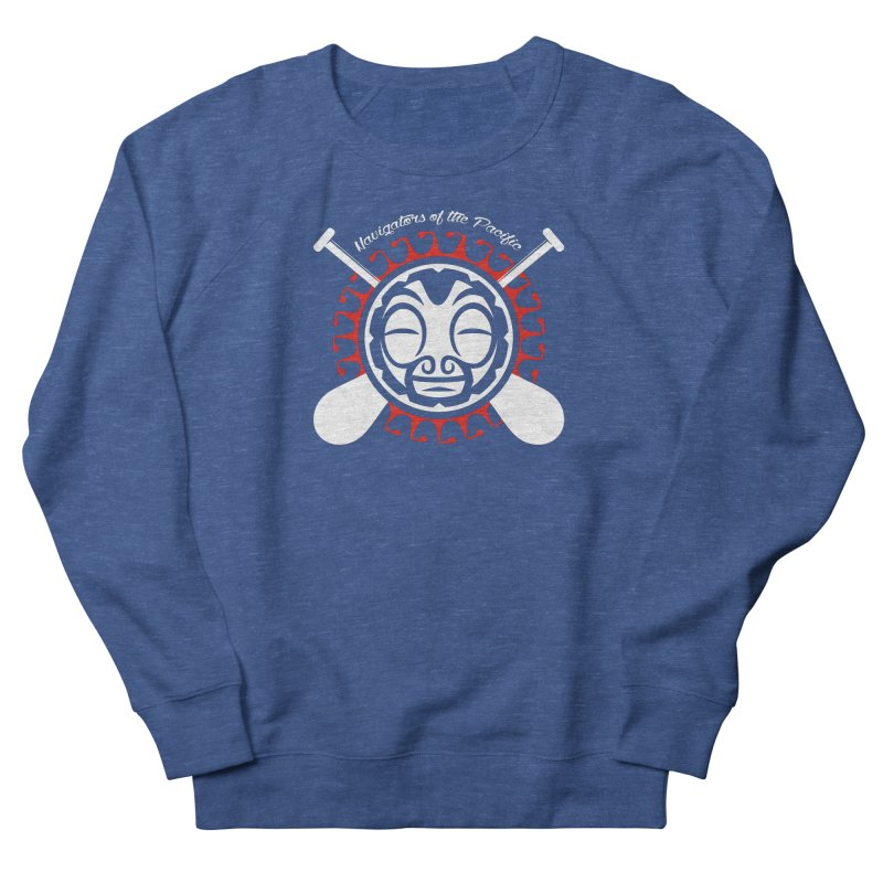 Navigators of the Pacific WH Women's Sweatshirt by Pacificans' Artist Shop