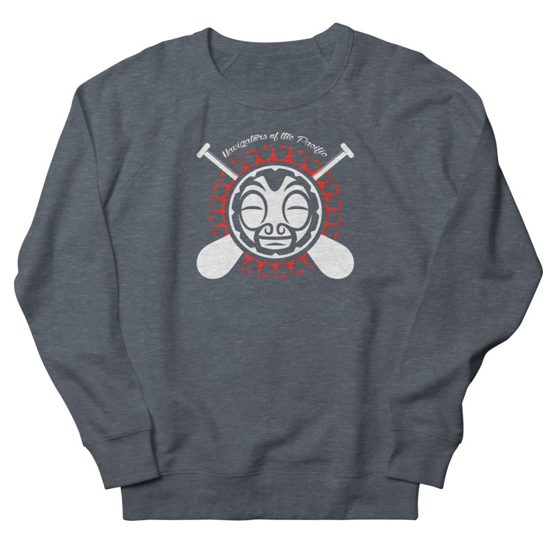 Navigators of the Pacific WH Men's Sweatshirt by Pacificans' Artist Shop