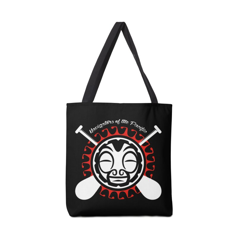Navigators of the Pacific WH Accessories Tote Bag Bag by Pacificans' Artist Shop