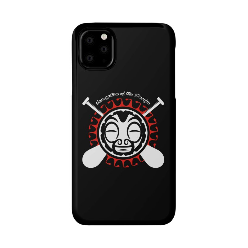 Navigators of the Pacific WH Accessories Phone Case by Pacificans' Artist Shop